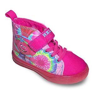 DreamWorks Trolls Poppy Toddler Girls' Light Up Shoes