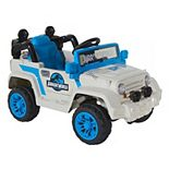 Dynacraft Jurassic World 4x4 6V Ride-On with Rechargeable Battery