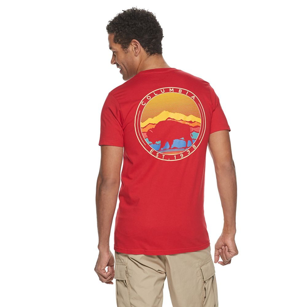Men's Columbia Modern-Fit Graphic Tee