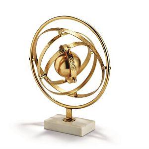 Orbit Sculpture Table Decor