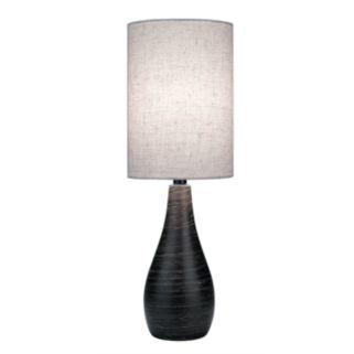 Quatro Brushed Table Lamp