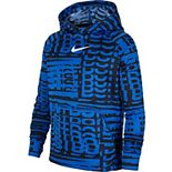 Boys 8-20 Nike Printed Pullover Training Hoodie