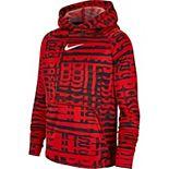 Boys 8-20 Nike Printed Pullover Training Hoodie