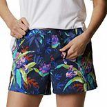 Women's Columbia Sandy River II Print Shorts