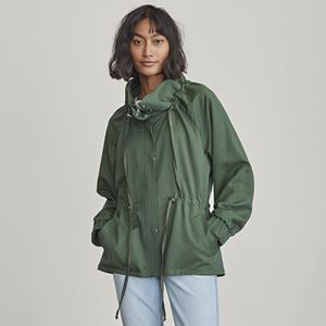 Women's Elizabeth and James Tie-Waist Utility Jacket