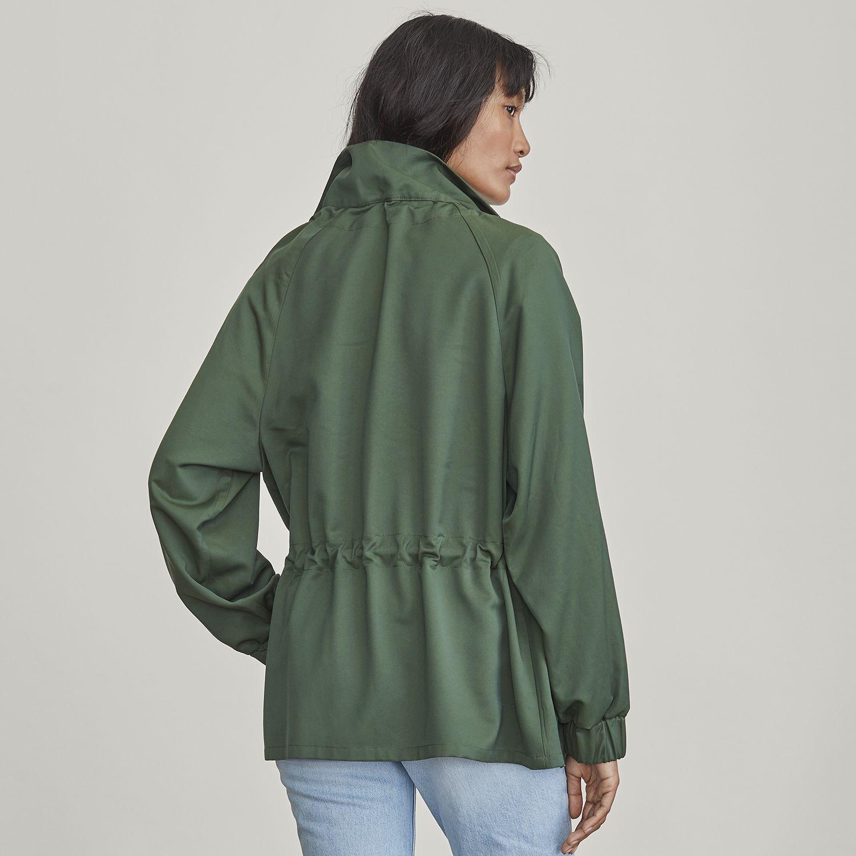 Women's Elizabeth and James Tie-Waist Utility Jacket