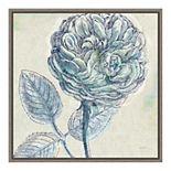 Amanti Art 'Belle Fleur III' Framed Canvas Wall Art