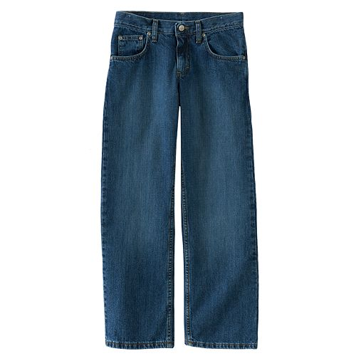 Boys 8-20 & Husky Lee Relaxed Fit Jeans