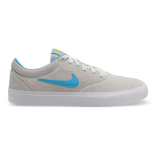 chaussure de skateboard nike sb charge suede