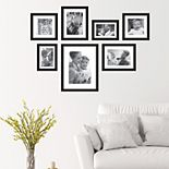 Belle Maison Gallery Wall Frame 7-piece Set