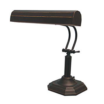 Bronze Piano Lamp