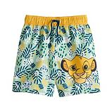 Disney's The Lion King Toddler Boy Simba Swim Trunks