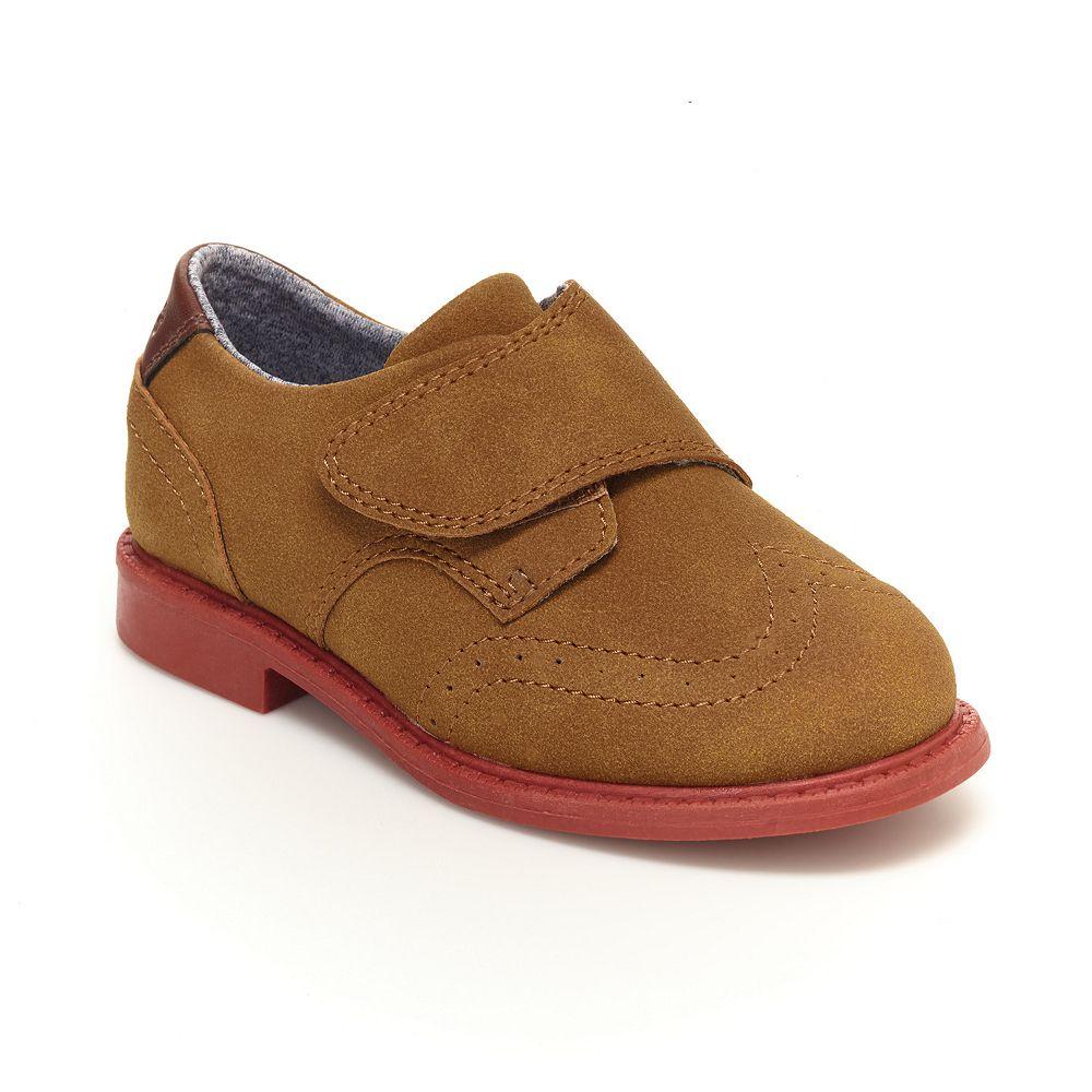 Carter's Dano Toddler Boys' Wingtip Dress Shoes