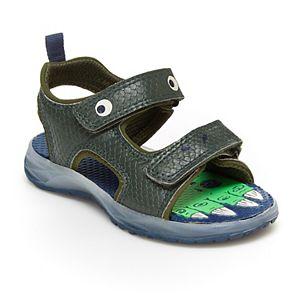 Carter's Cade Toddler Boys' Light Up Sandals