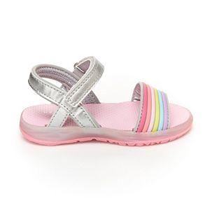 Carter's Nile Toddler Girls' Light Up Sandals