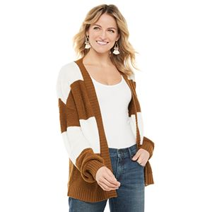 Women's SONOMA Goods for Life® Balloon Sleeve Cardigan