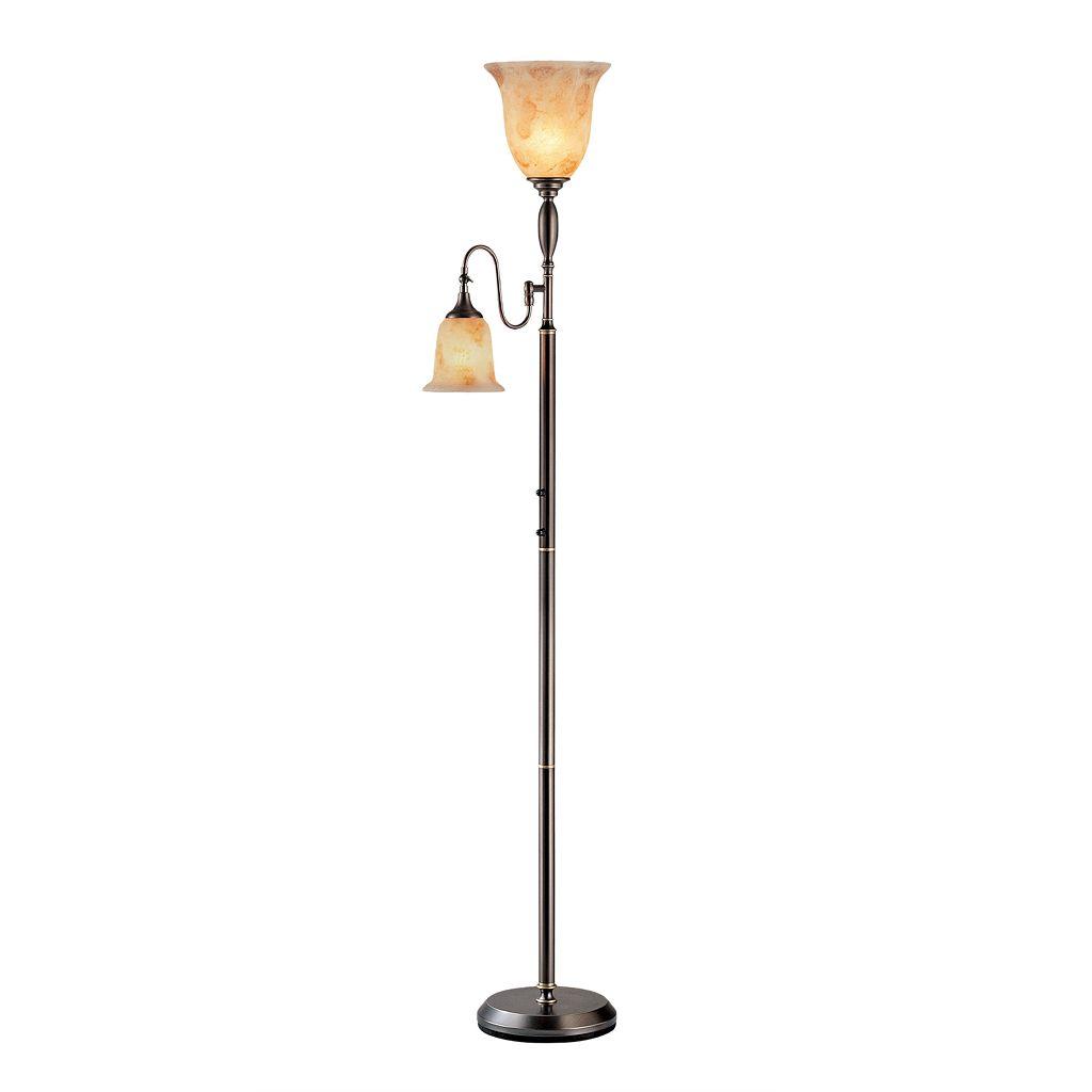 Zesiro Torchiere & Reading Lamp