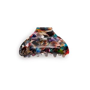 Multi Colored Claw Hair Clip