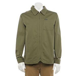 Men's Columbia Rugged Ridge Zip-Front Shirt Jacket
