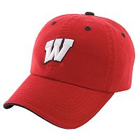 Adult University of Wisconsin Badgers Baseball Cap