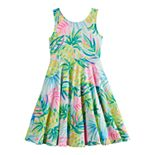 Girls 4-12 SONOMA Goods for Life® Braided-Back Dress