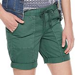 Women's SONOMA Goods for Life® Utility Bermuda Shorts