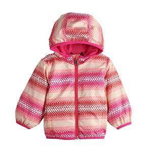 Baby Girl Columbia Mini Pixel Grabber II Jacket