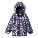 Toddler Girl Columbia Mini Pixel Grabber II Wind Jacket