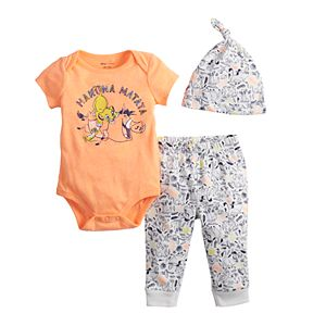 Disney's The Lion King Toddler Girl Short Sleeve Bodysuit & Pants Set by Jumping Beans®