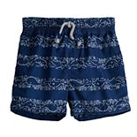Baby Boy Jumping Beans® Print Woven Shorts