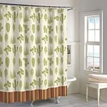 Destinations Cactus Shower Curtain