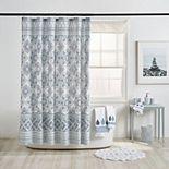 Peri Capri Medallion Shower Curtain