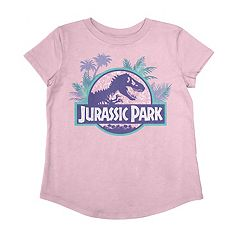 Graphic T Shirts Kids Jurassic Park Tops Tees Tops Clothing