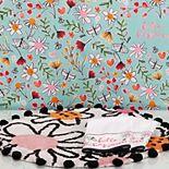 Kathy Davis Hello Happiness 4-piece Bath Set