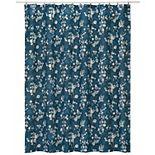 Creative Bath Indigo Blossom Shower Curtain