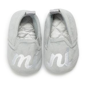 "Kids' LC Lauren Conrad ""Mini"" Velour Slippers"