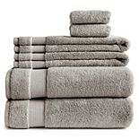 Happitat? 6-piece Fluffy Rayon From Bamboo Bath Towel Set