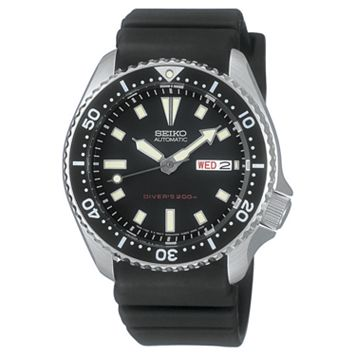 Seiko® Sports Automatic Dive Watch
