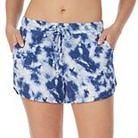 Women's Sonoma Goods For Life® Pajama Boxer Shorts
