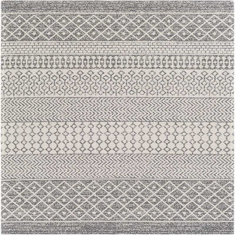 Decor 140 Penelope Abstract Area Rug, Grey, 2X3 Ft