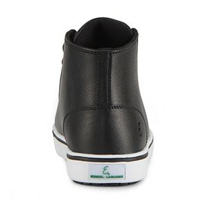 Emeril Read Women's Leather High Top Sneakers
