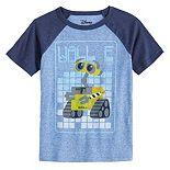Disney / Pixar Wall-E Boys 4-12 Raglan Tee by Jumping Beans®