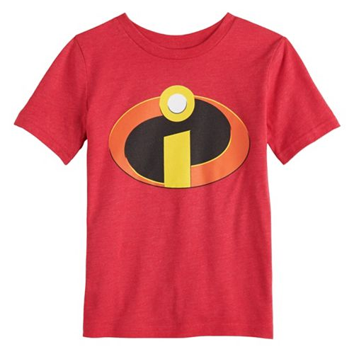 Disney / Pixar The Incredibles Boys 4-12 Logo Graphic Tee by Jumping Beans®