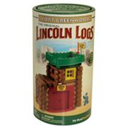 Lincoln Logs Fort Hudson Set