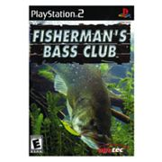 PlayStation 2 Fisherman's Bass Club