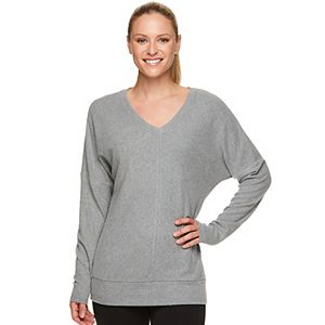 Women's Gaiam Rimma Ribbed Top