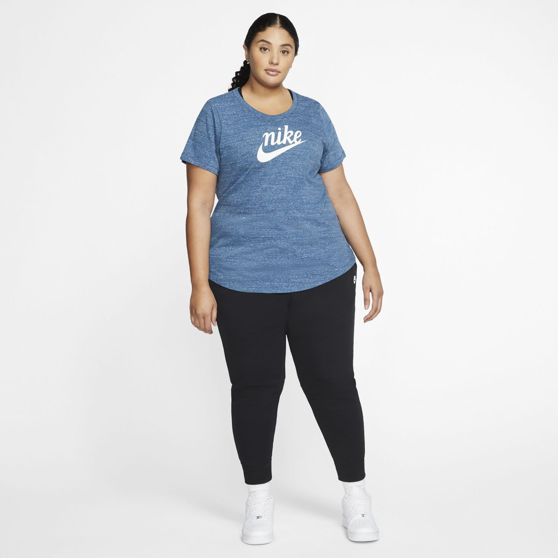 Plus Size Nike Varsity Tee