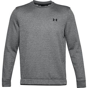 Men's Under Armour Sweaterfleece Crewneck Top