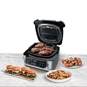 Ninja Foodi Pro 5-in-1 Indoor Grill with Integrated Smart Probe