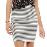Juniors' SO® Simple Bodycon Skirt